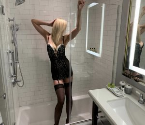 Blondie independent escort in Amesbury Town