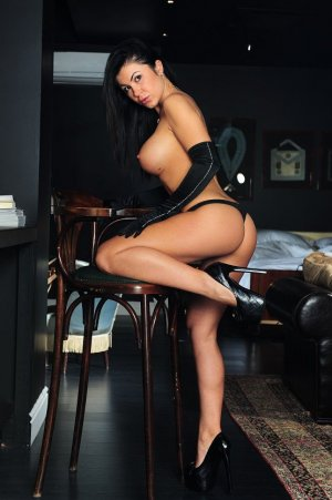 Hassina sex clubs & incall escort